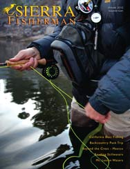 Sierra Fisherman Magazine