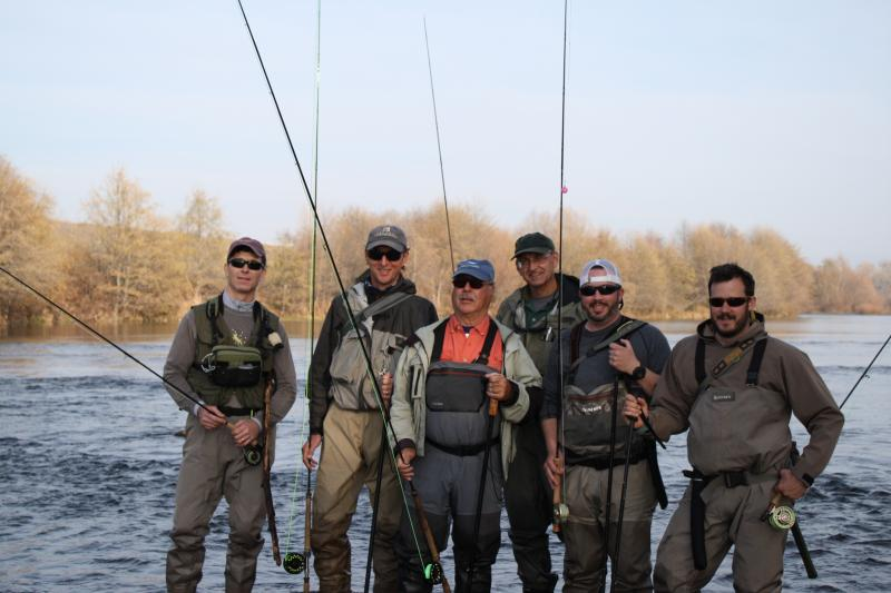 January Valley Steelhead Tour 2012